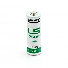 Ličio baterija SAFT 3.6V / 3600mAh (LS17500)