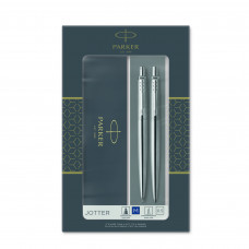 PARKER Rinkinys Jotter Stainless Steel CT (2093256)