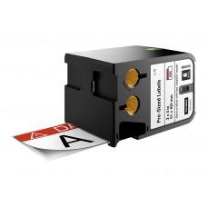 """Dymo XTL Etiketės saugai 51mm x 102mm / juodas ant baltos/Raudona antraštė/Užrašas """"DANGER"""" (18687146)"""