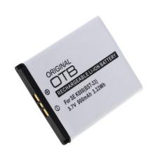 Akumuliatorius  Sony Ericsson K800/V800/W900/P990 (BST-33) Li-Ion