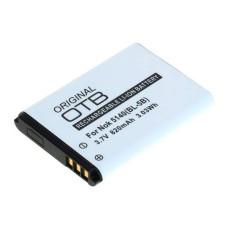 Baterija  Nokia BL-5B N90 N80 Internet Edition N80 7360 7260 6124 classic 6080 6070 6060 6021 6020 5500 5320 xpress 5300 1000mA