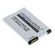 Baterija Siemens Gigaset SL78 SL78H SL780 SL785 SL788 SL400 SL400A SL400H SL610H V30145-K1310K-X444 V30145-K1310-X445
