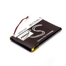 Akumuliatorius  GPS Garmin 010-00657-05, Nuvi 700