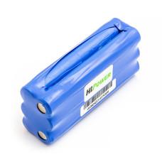 Baterija ECOVACS 0606004 14.4V 1800mAh NiMh  Dibea K6/K6L, Dibea L6, Dibea ZN101, ZN101, L6, ZN101 Midea