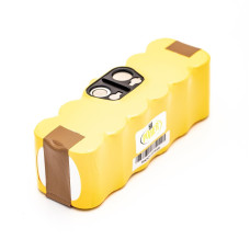 Baterija IROBOT 11702, 80501 14,4V 4500mAh  Roomba 500/510/530/531/532/535/540/550/560/561/562/565/570/580