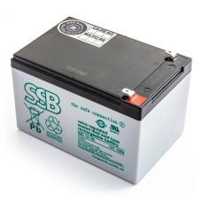 Akumuliatorius AGM SSB SBL 12-12L  UPS APC, Ever, Fideltronik, Eaton Powerware