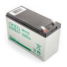 Akumuliatorius AGM SSB SBL9-12 12V 9Ah  UPS APC, Ever, Fideltronik, Eaton Powerware