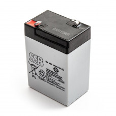 Baterija do kasy fiskalnej SB 6V5,0Ah