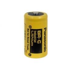 1 x Baterija ličio Panasonic BR-C 3V 5000mAh Tipas BR26505, CR26500, CR23500SE