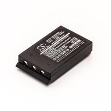 Baterija  Akerstroms SP933B-384, 933719-000, AB11R 3,7V 1600mAh  - 8b, 10b, 12b, 28jb, Jupiter Era, Jupiter, Mercury, T-Rx en T-Rx