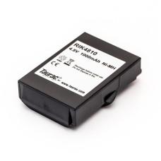 Baterija  Danfoss /Ikusi BT06K, 2303692, FUA49 4,8V 1000mAh TM70, TM70/1, T70/2, T71, T72, RAD-TS, RAD-TF