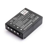 Baterija - HBC Radiomatic Fub05AA 6V 2000mAh BA205000, BA205030, BA206000, BA206030, BA225000, BA225030