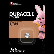 1 x Baterija ličio Duracell CR1/3N, 1/3N, 2L76, DL1/3N, CR11108, 2LR76