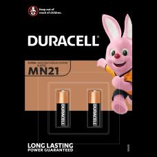 2 x Baterija Duracell A23 MN21 12V 23A, 23GA, A23, E23A, GP23A, K23A, L1028, LR23A, LRV08, LRVO8, MN21, MS21, V23, V23GA, VR22
