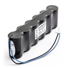 Akumuliatorius  ABB 7.2V 5.0Ah NiCD Tipas 6VTD70, 3HAB9999-2, 3HAB9307-1, ABB418446884