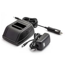 Adapteris HBC Radiomatic QD115300 / QA109600 - 12V-230V baterijai /akumuliator. FUB03/5/9/10