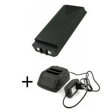 Adapteris  Hiab XS Drive 12V-230V + baterija H3786692, H3796692, AX-HI6692, AMH0627, HIA7220