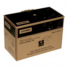 DYMO 4XL Etiketės 28 x 89mm / 2 rulonai x 1050 vnt. (S0947410)