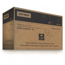 DYMO 4XL Etiketės 59 x 102mm / 2 rulonai x 575 vnt. (S0947420)