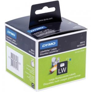 DYMO Etiketės 54 x 70mm / (99015 / S0722440)