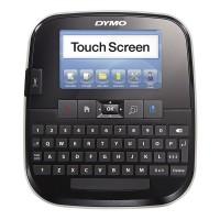 DYMO LabelManager 500TS Etikečių Spausdintuvas (USB jungtis, liečiamas ekranas) (S0946430)