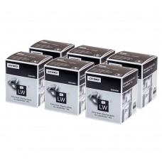 DYMO 4XL Etiketės 104 x 159mm / Rinkinys (S0904980) - 6 vnt.